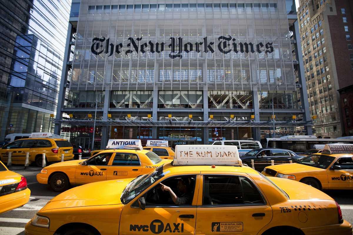 NY Times Lens