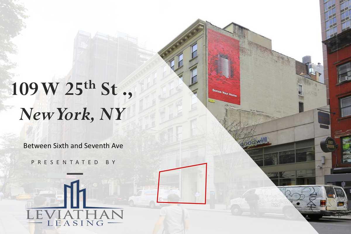 109 West 25th Street
