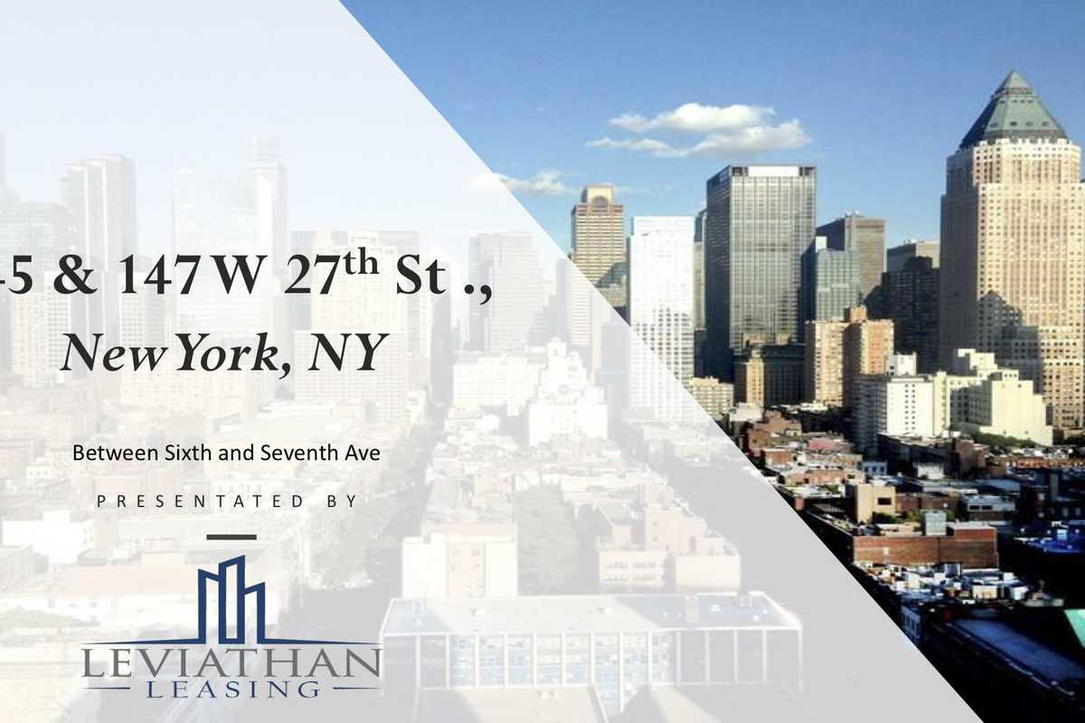 145-147 West 27th Street