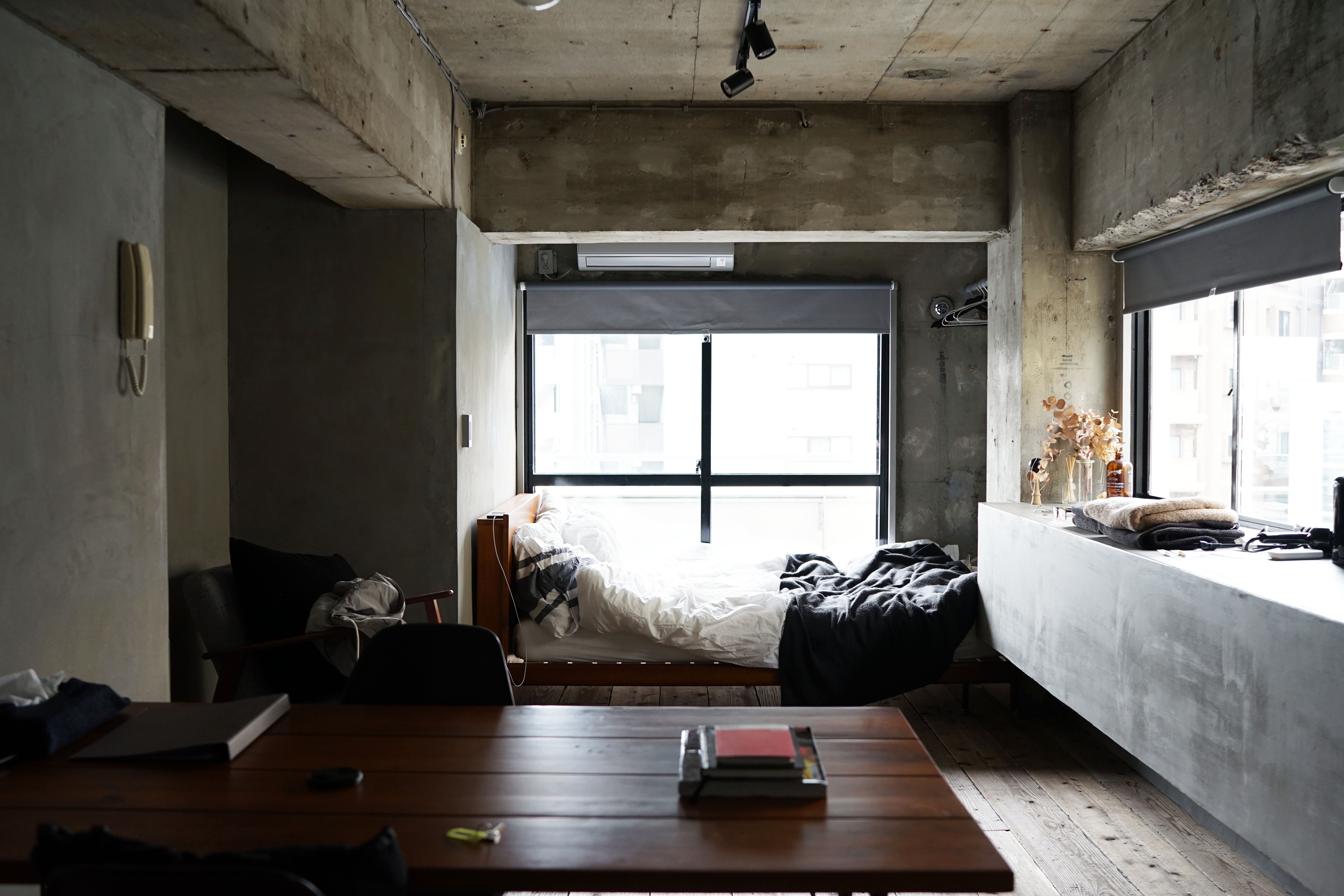 Modern, Well-Appointed Room
